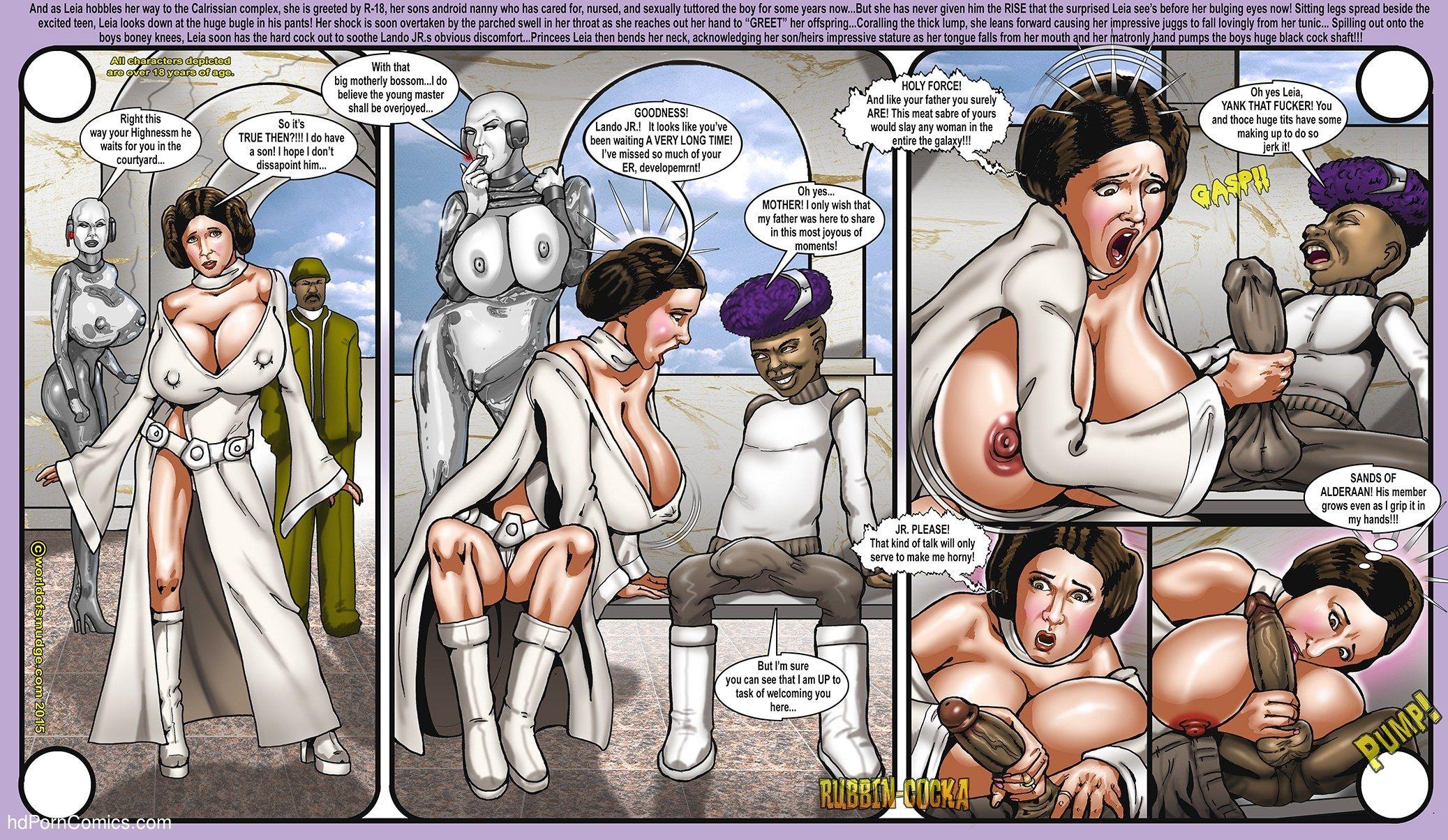Leia star wars porn Princess Leia