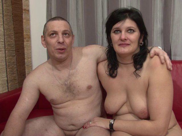 2 Ehepaar Echangiste Amateur